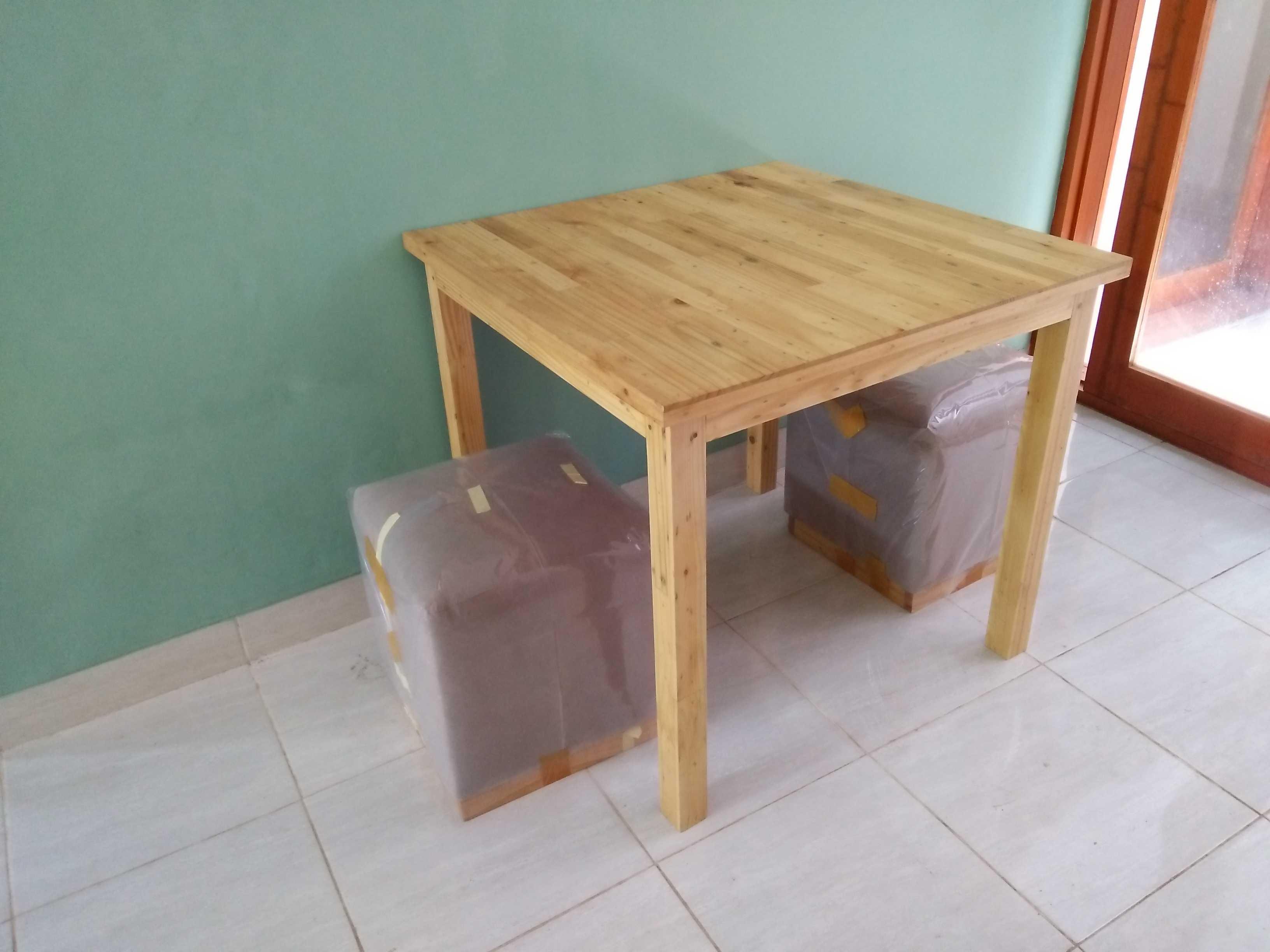 Irvan Ginanjar Project House Ciganitri (Living Room & Dinning Room Bandung, Indonesia Jl. Ciganitri Mukti, Cipagalo, Bojongsoang, Bandung, Jawa Barat 40287, Indonesia Img20170329122403   30154