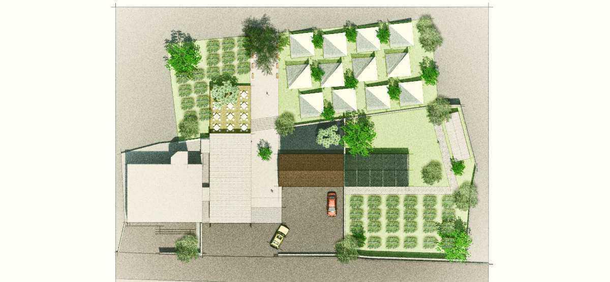 Arkitekt.id Cihanjuang Nursery Cihanjuang, Bandung Cihanjuang, Bandung Denah Skandinavia  16913