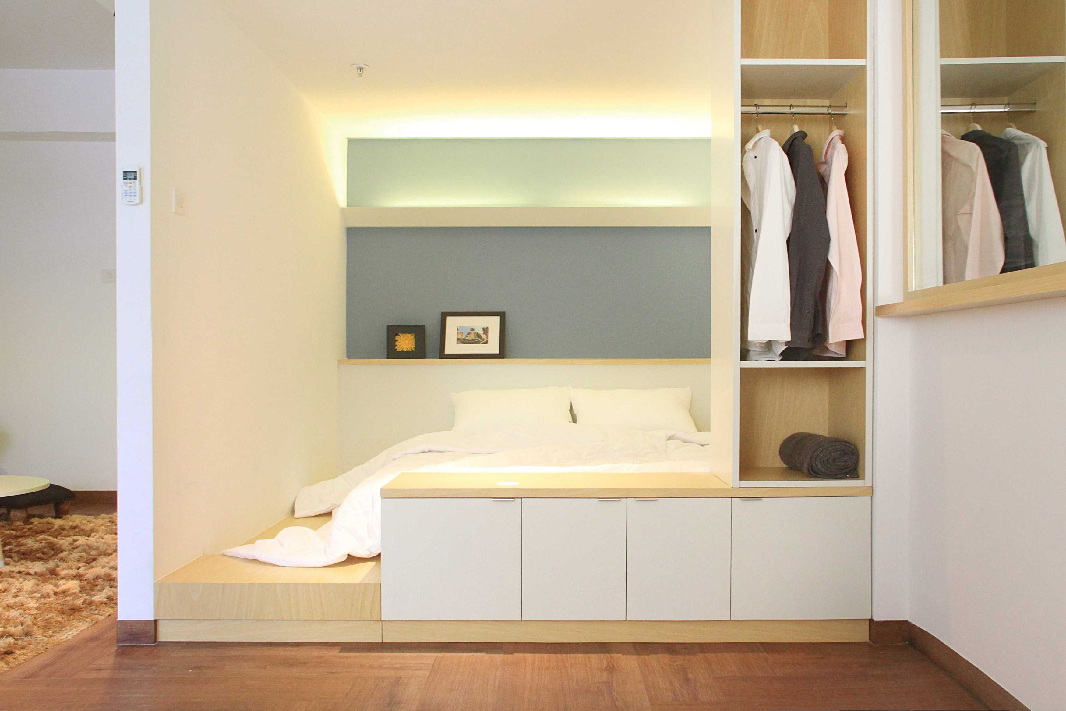 Arkitekt.id One (+One) Bedroom Apartment Bandung Bandung Walk-In Closet Modern  16948