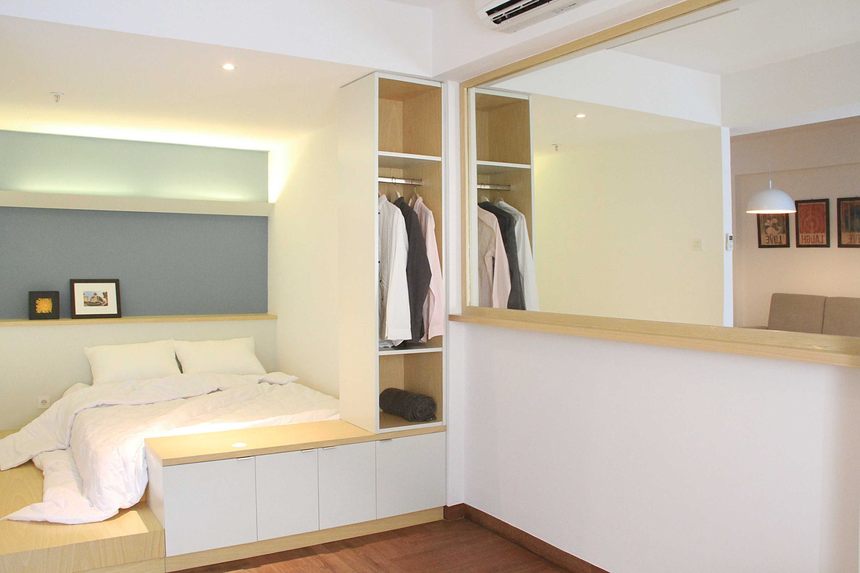 Arkitekt.id One (+One) Bedroom Apartment Bandung Bandung Bedroom Modern  16949