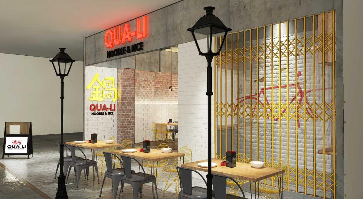 Arkitekt.id Restaurant Ruko Kopo Kencana, Bandung Ruko Kopo Kencana, Bandung Front Area Asian  19168