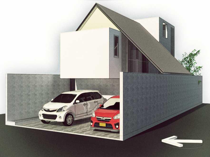 Arkitekt.id Taman Rahayu House Bandung Bandung Tampak Muka   20651