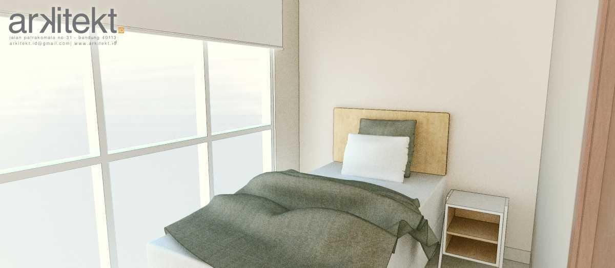 Arkitekt.id The Mansion Bougenville Jakarta Jakarta Bedroom Modern  20655