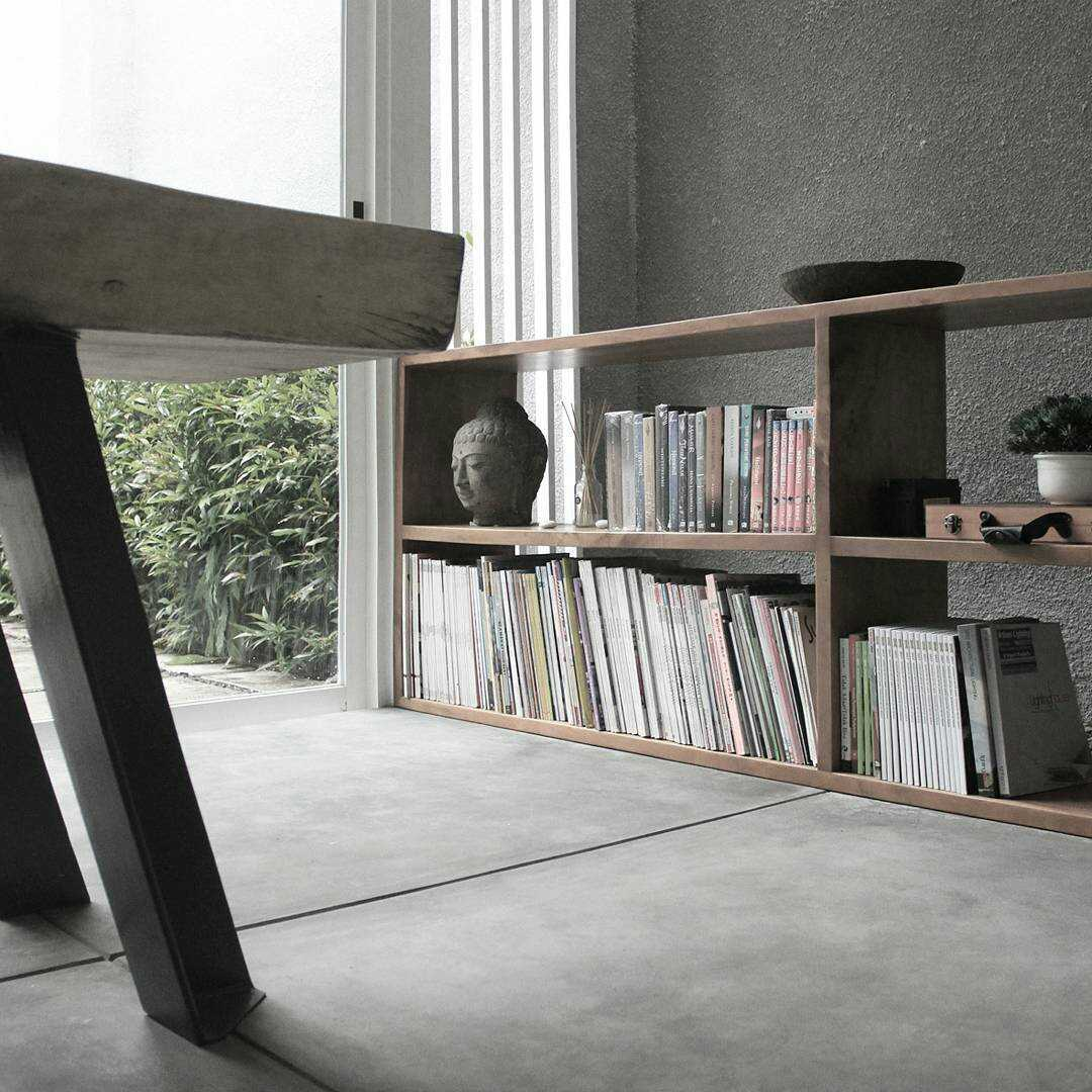 Arkitekt.id Aj's Backyard Bandung, West Java, Indonesia Bandung, West Java, Indonesia Bookshelf Skandinavia  29158