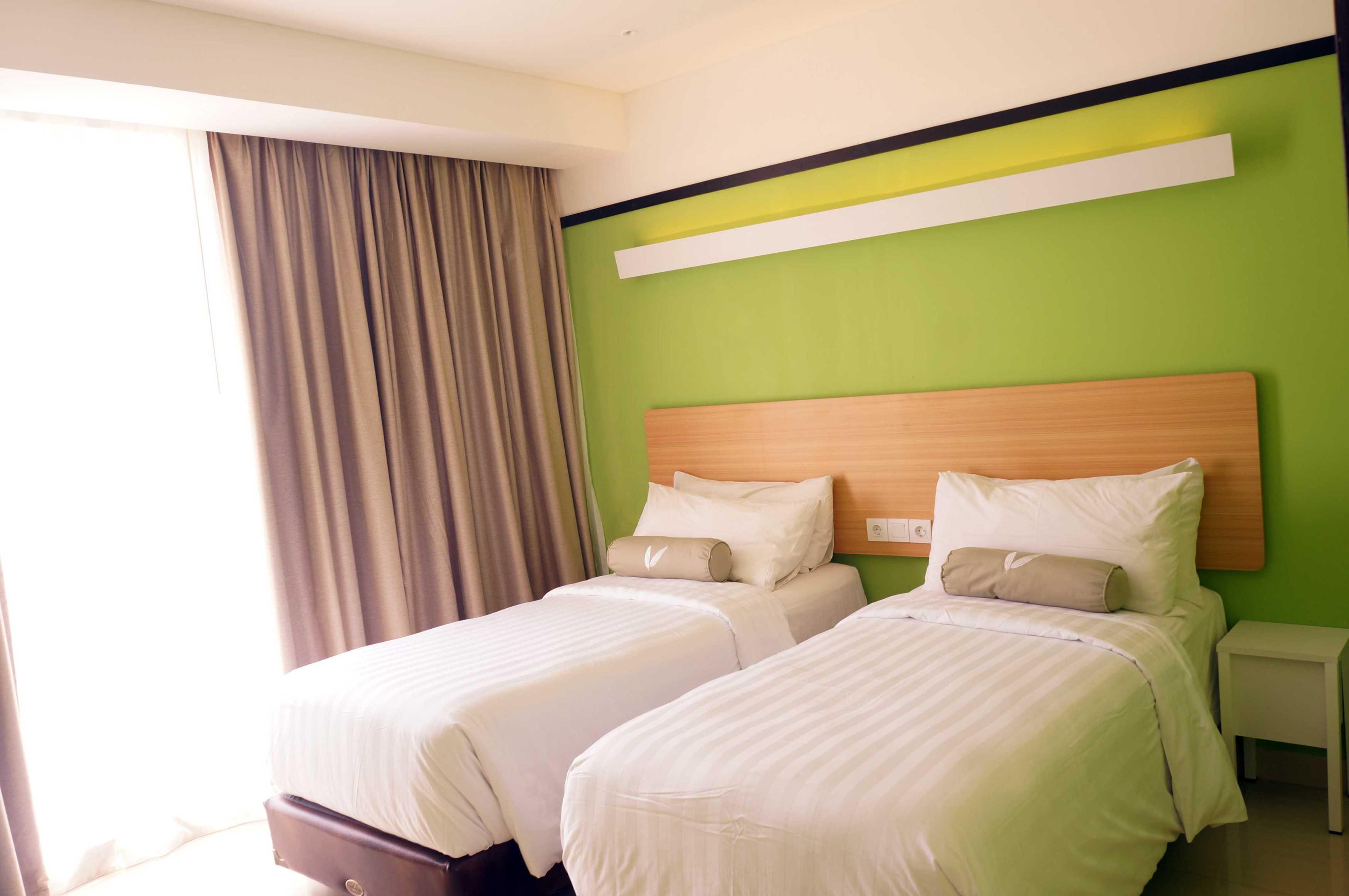 Arkitekt.id Executive Suite No 3 Clove Garden Hotel, Bandung Clove Garden Hotel, Bandung Twin Bedroom Minimalis  29460