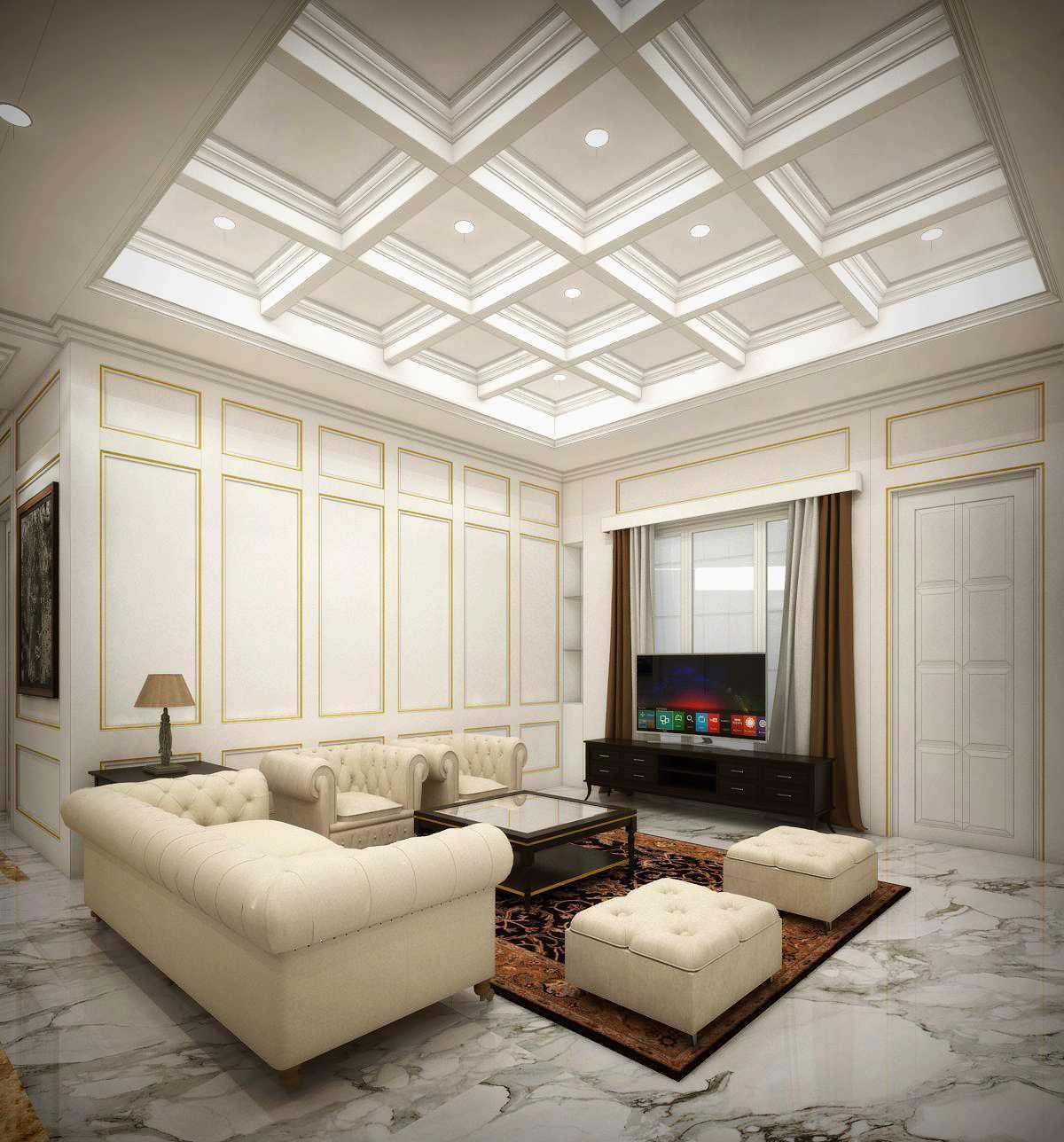 Tama Techtonica Cipulir House Jakarta Jakarta Livingroom   16575