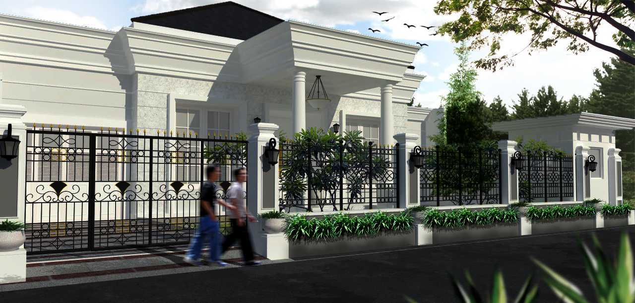 Tama Techtonica Cipulir House Jakarta Jakarta Pagar-Depan-Siang   19009