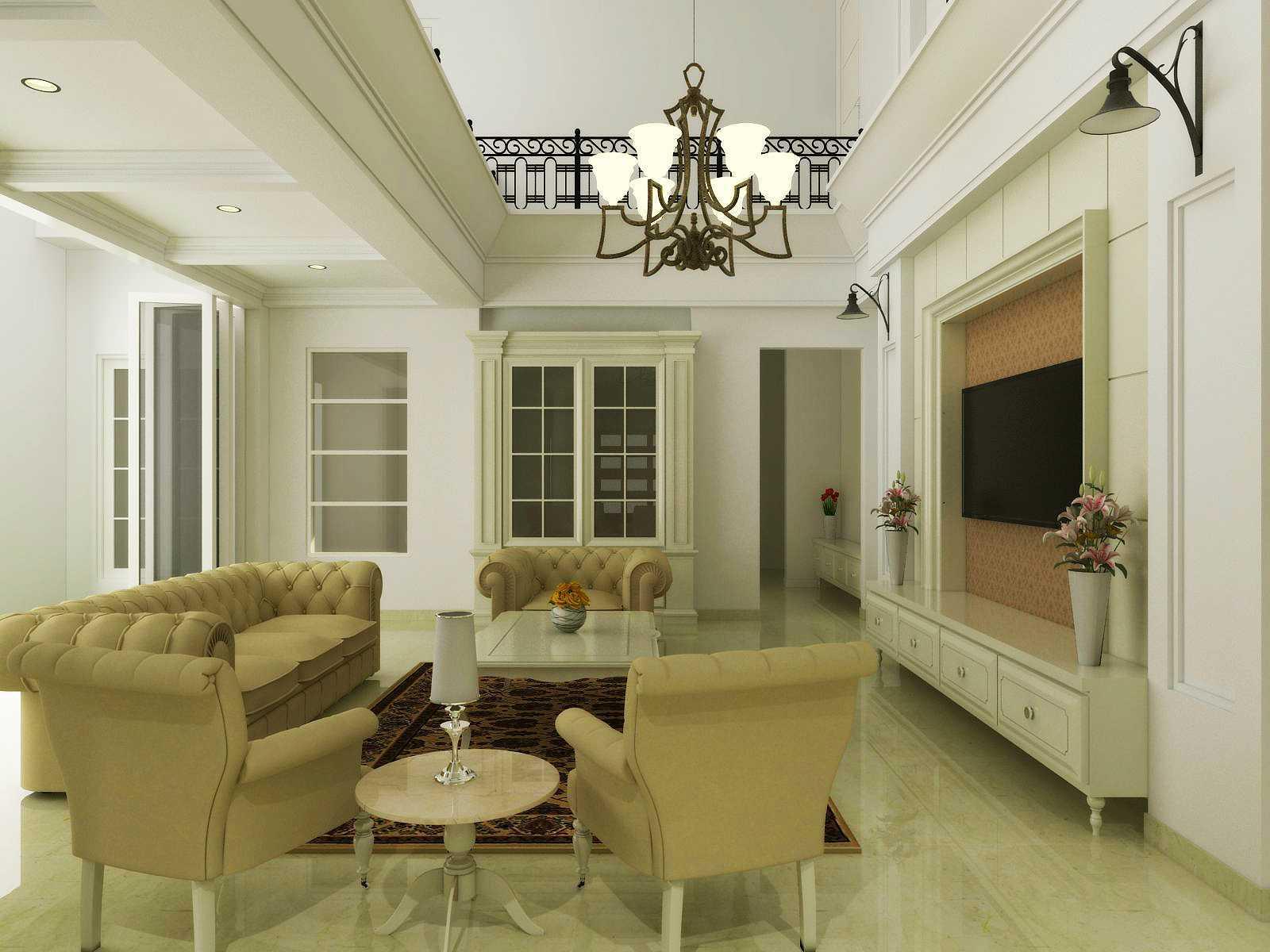 Tama Techtonica Tebet Classic Jakarta Jakarta Livingroom Klasik,modern  13632