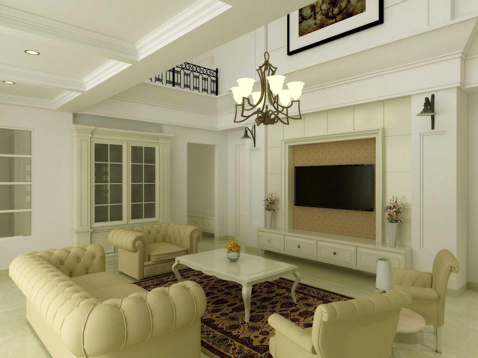Tama Techtonica Tebet Classic Jakarta Jakarta Livingroom Klasik,modern  13634
