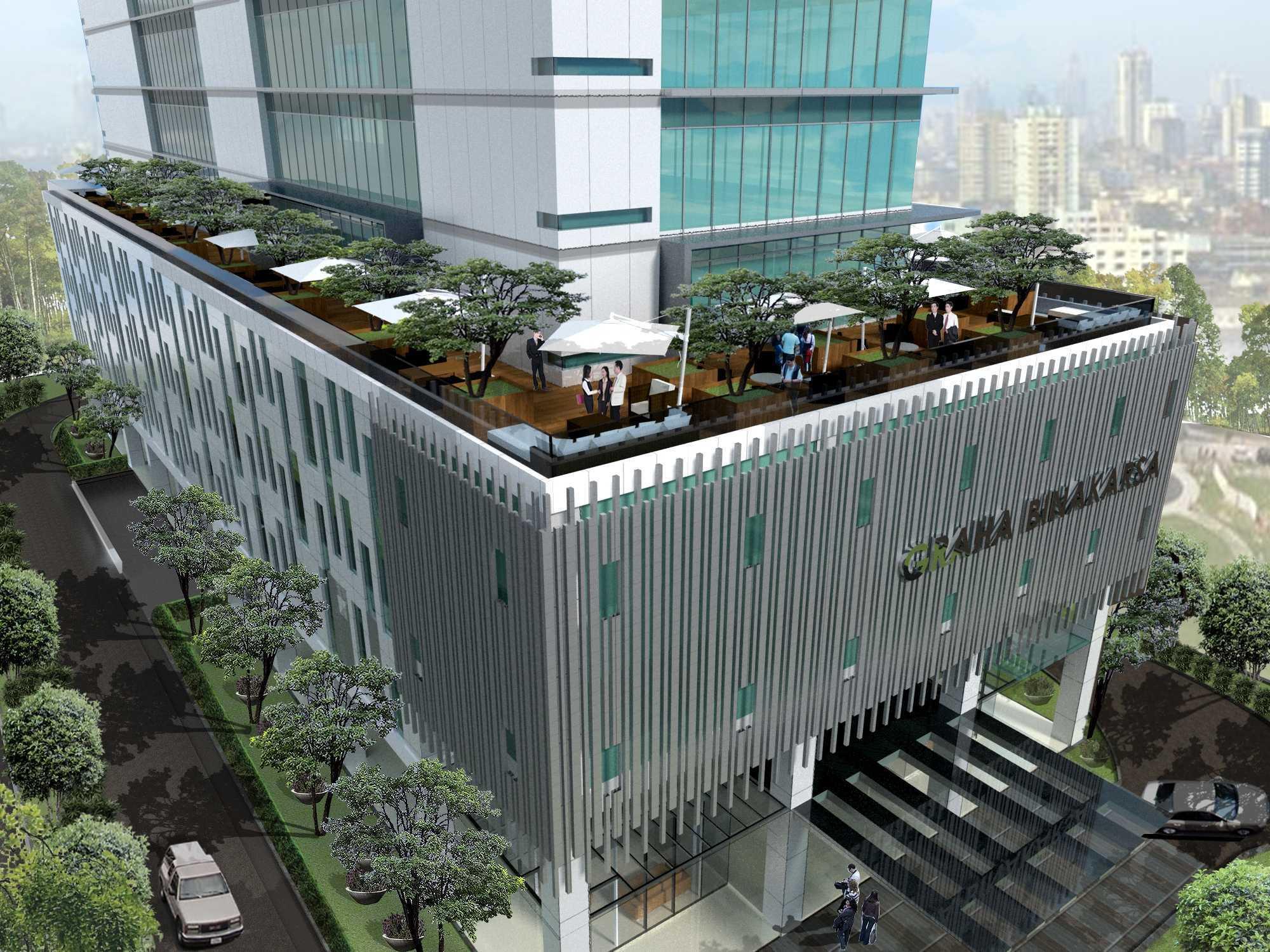 Tama Techtonica Graha Binakarsa H.r.rasuna Said, Jakarta H.r.rasuna Said, Jakarta Outdoor-Lounge   19002