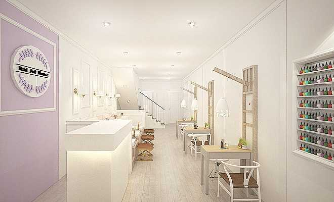 7Design Architect Nail Art House Pontianak Pontianak Pontianak Reception Area Klasik  16747
