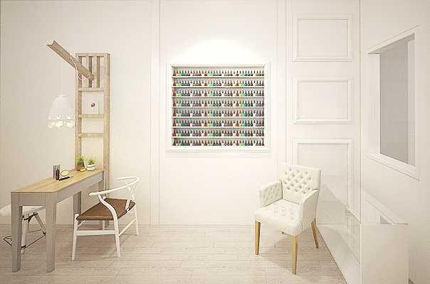 7Design Architect Nail Art House Pontianak Pontianak Pontianak Nail Art Salon Klasik  16749
