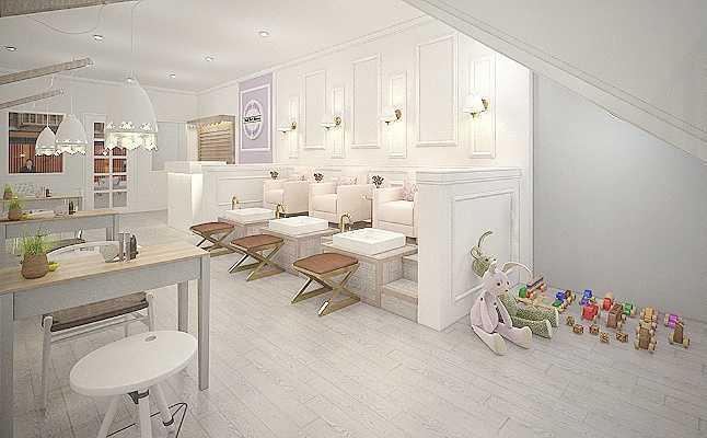 7Design Architect Nail Art House Pontianak Pontianak Pontianak Nail Art Salon Klasik  16750