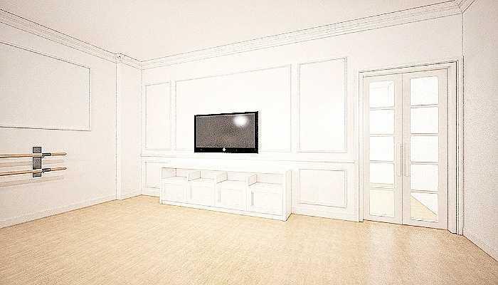 7Design Architect Jakarta School Of Arts Pluit Pluit Practice Room   18632