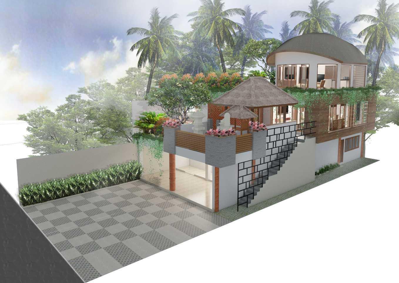 Pradhana Pande Mushroom Jalan Cekomaria, Denpasar - Bali Jalan Cekomaria, Denpasar - Bali Exterior Tropis  13933