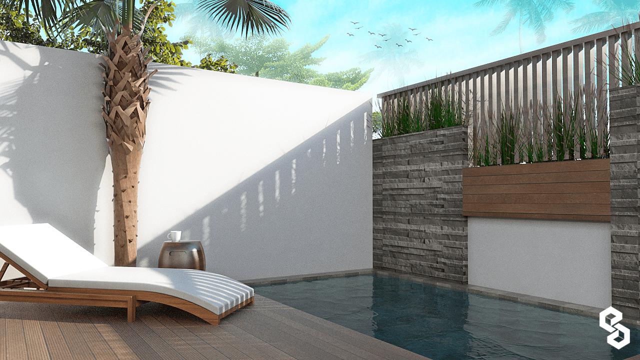 Pradhana Pande Imperata Resident Taman Baruna, Jimbaran Taman Baruna, Jimbaran Swimming Pool   13956