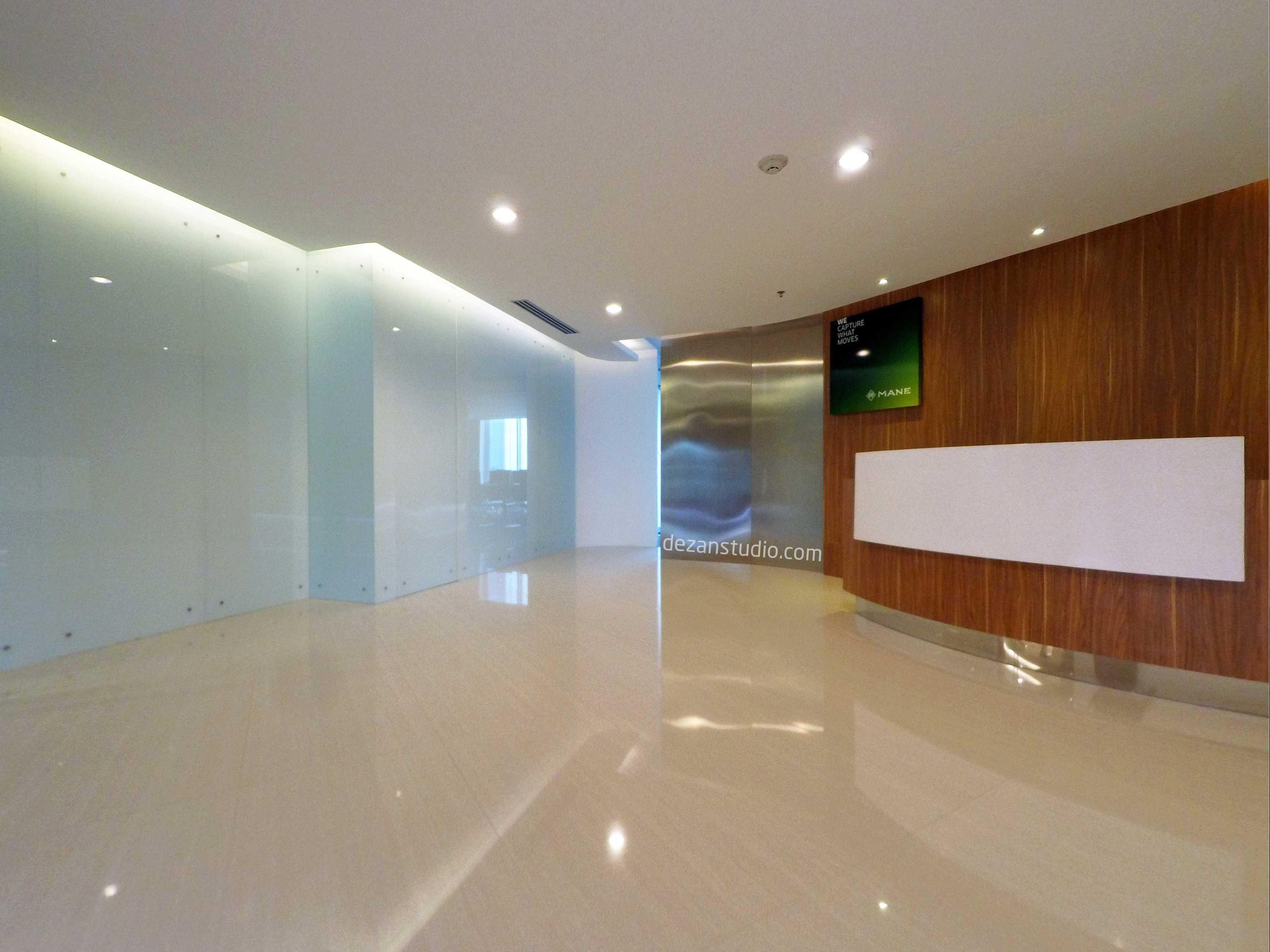 Dezan Studio Mane Office K-Link Tower, Jakarta K-Link Tower, Jakarta Receptionist Modern  14446