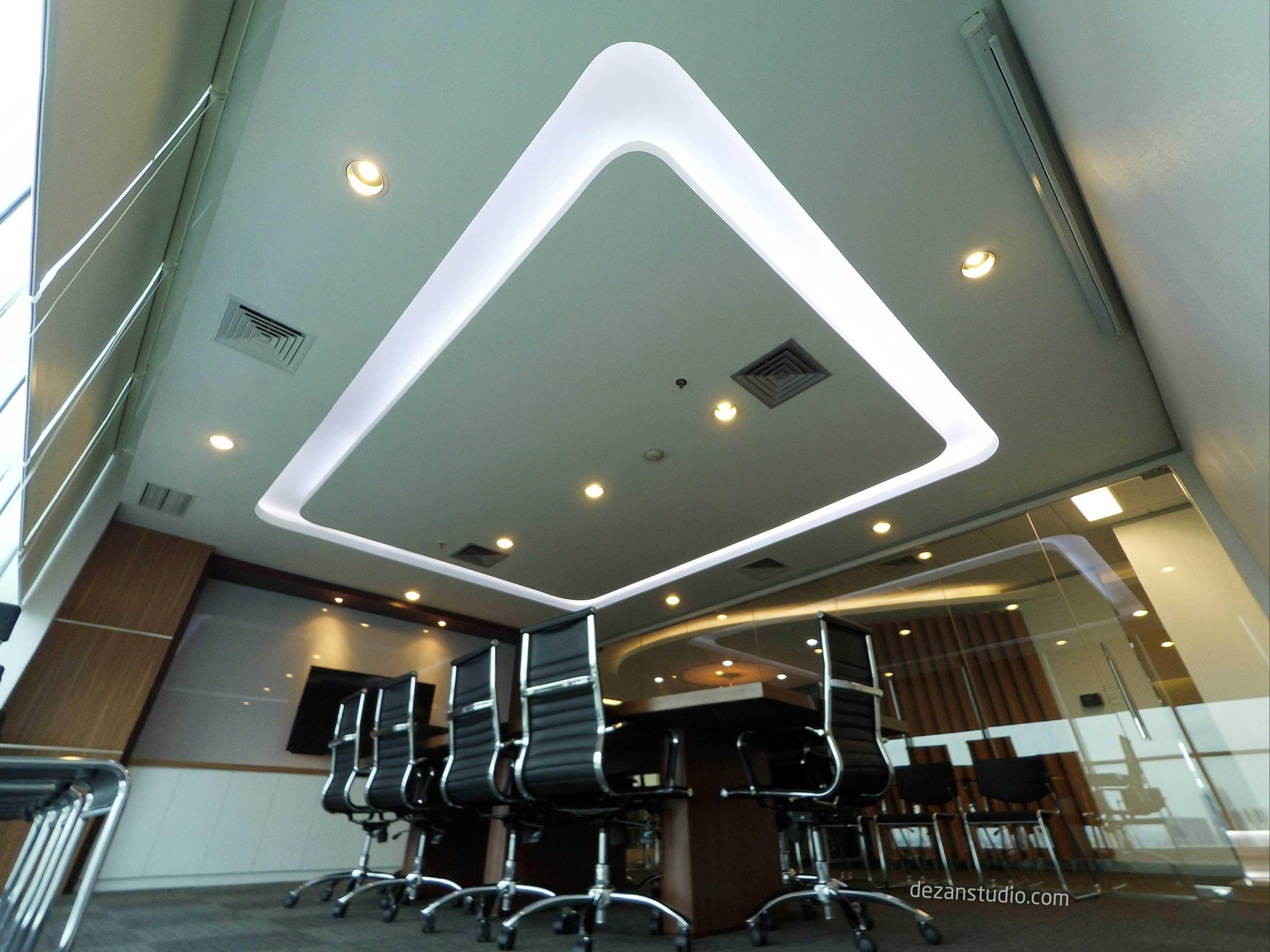 Dezan Studio Mane Office K-Link Tower, Jakarta K-Link Tower, Jakarta Meeting Room Modern  15111