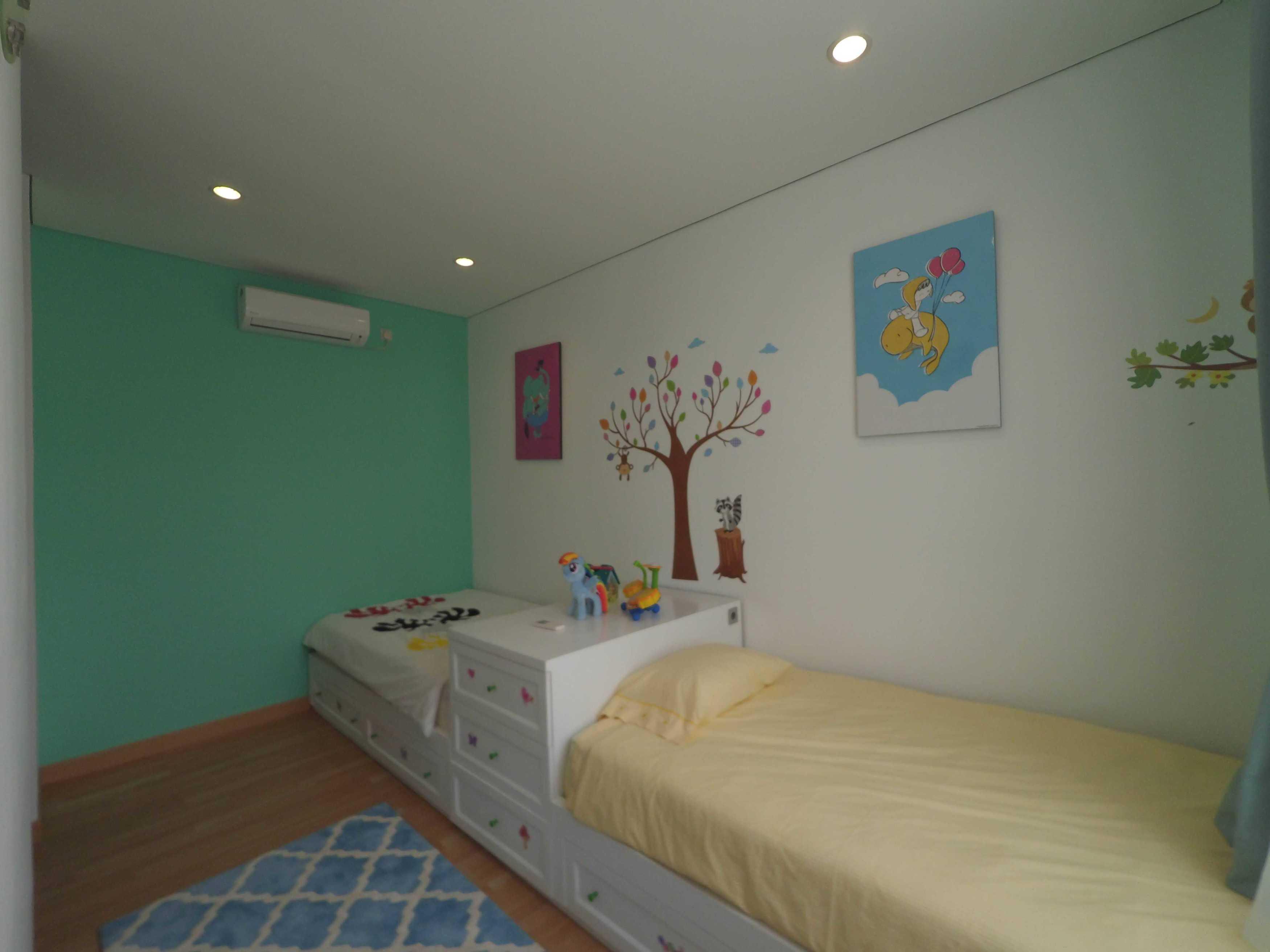 Dezan Studio Interior - Kids Room Pondok Indah Pondok Indah Bedroom   19418