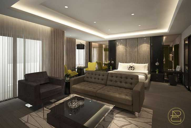 Arci Design Studio Smart Apartment Unit Semarang Semarang Bedroom Kontemporer  13957