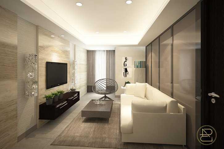 Arci Design Studio Smart Apartment Unit Semarang Semarang Livingroom Kontemporer  13958