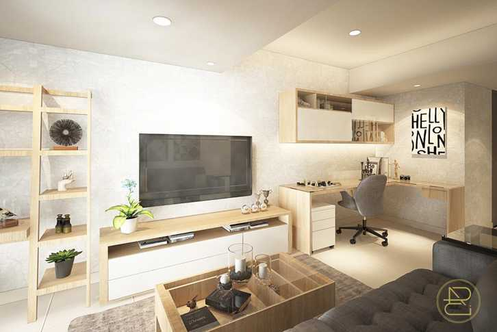 Arci Design Studio Smart Apartment Unit Semarang Semarang Livingroom Kontemporer  13959