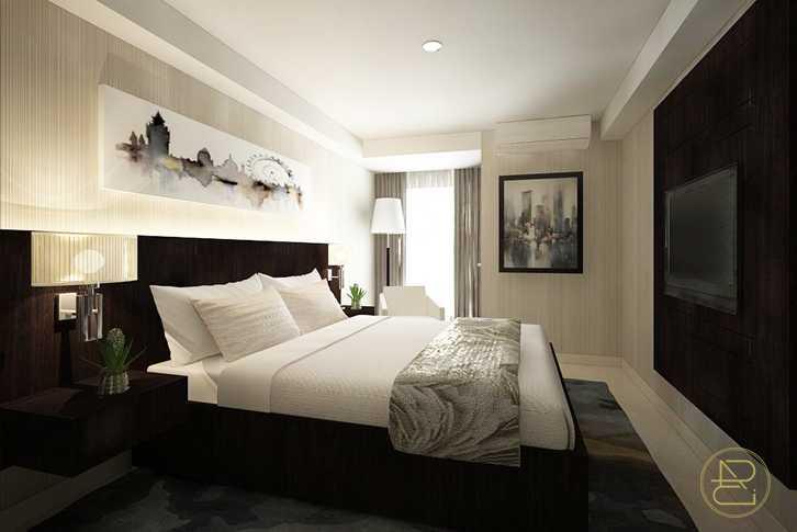 Arci Design Studio Smart Apartment Unit Semarang Semarang Bedroom Kontemporer  13962