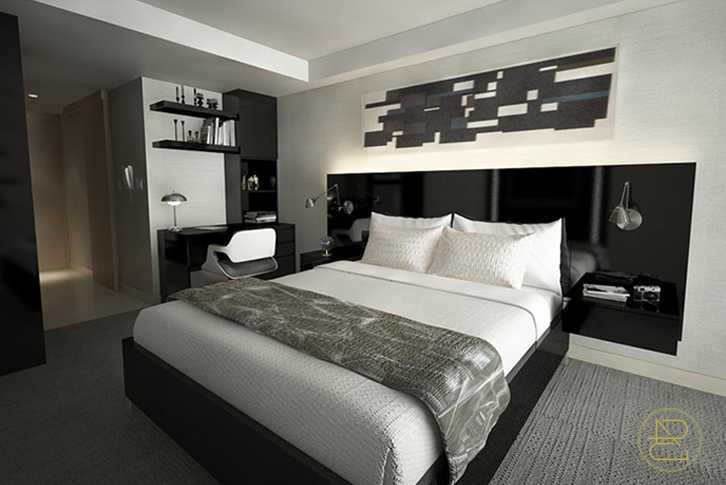 Arci Design Studio Smart Apartment Unit Semarang Semarang Bedroom Kontemporer  13963