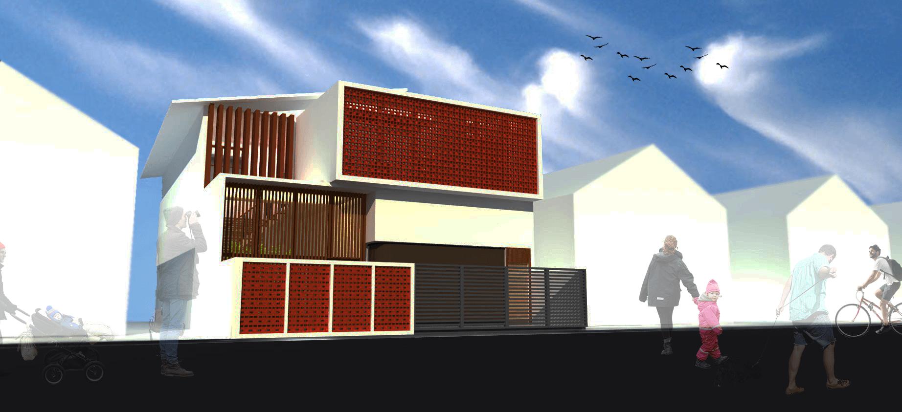 Takhta.aksata Design Rumah Tinggal Dan Make-Up Class Sentul Sentul Eks-1 Kontemporer  14561
