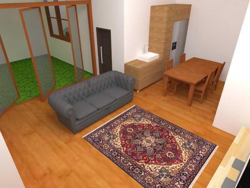 Takhta.aksata Design Rumah Tinggal Dan Make-Up Class Sentul Sentul Livingroom Minimalis  14562