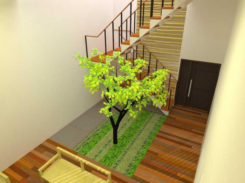 Takhta.aksata Design Rumah Tinggal Dan Make-Up Class Sentul Sentul Small Garden Modern  14566