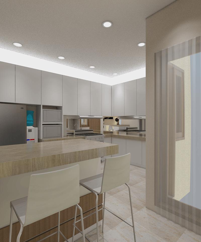 Arsindo Cipta Karya Home Interior Bogor Bogor Kitchen Modern  25998