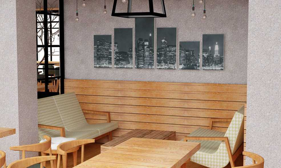 Arsindo Cipta Karya Coffee Shop Cafe Jakarta Jakarta Seating Area Modern  26044