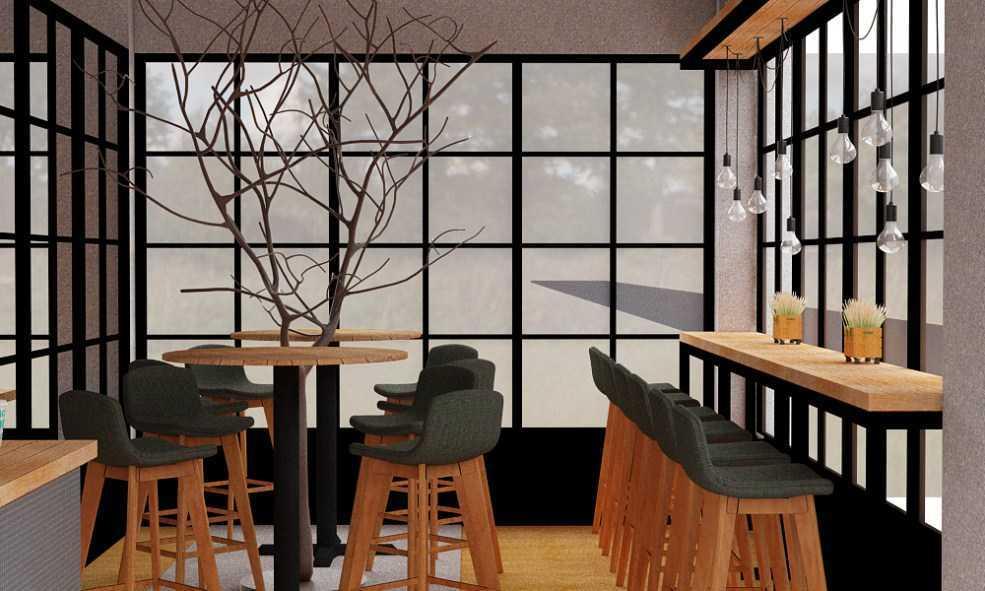 Arsindo Cipta Karya Coffee Shop Cafe Jakarta Jakarta Seating Area Modern  26048