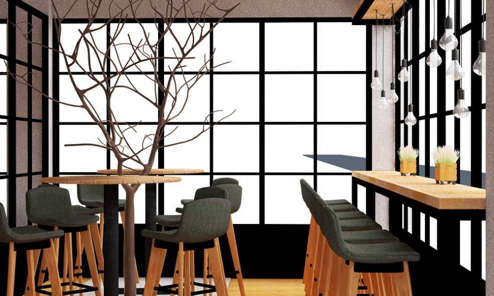 Arsindo Cipta Karya Coffee Shop Cafe Jakarta Jakarta Seating Area Modern  26049