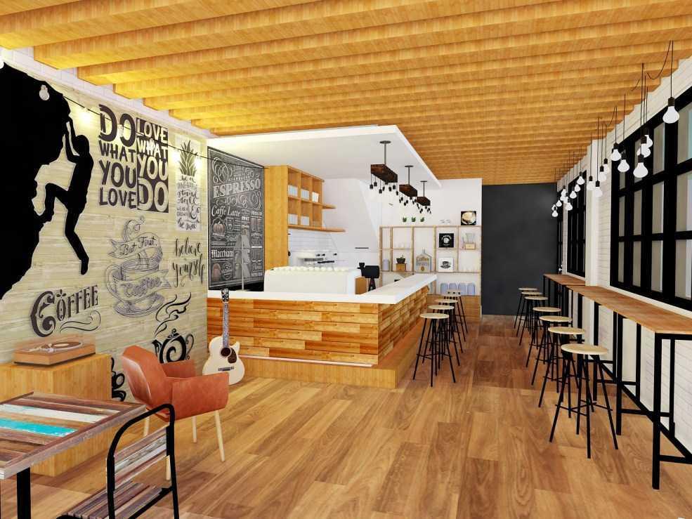Arsindo Cipta Karya Coffee Shop Cafe Jakarta Jakarta Interior - Cafe Modern  26052