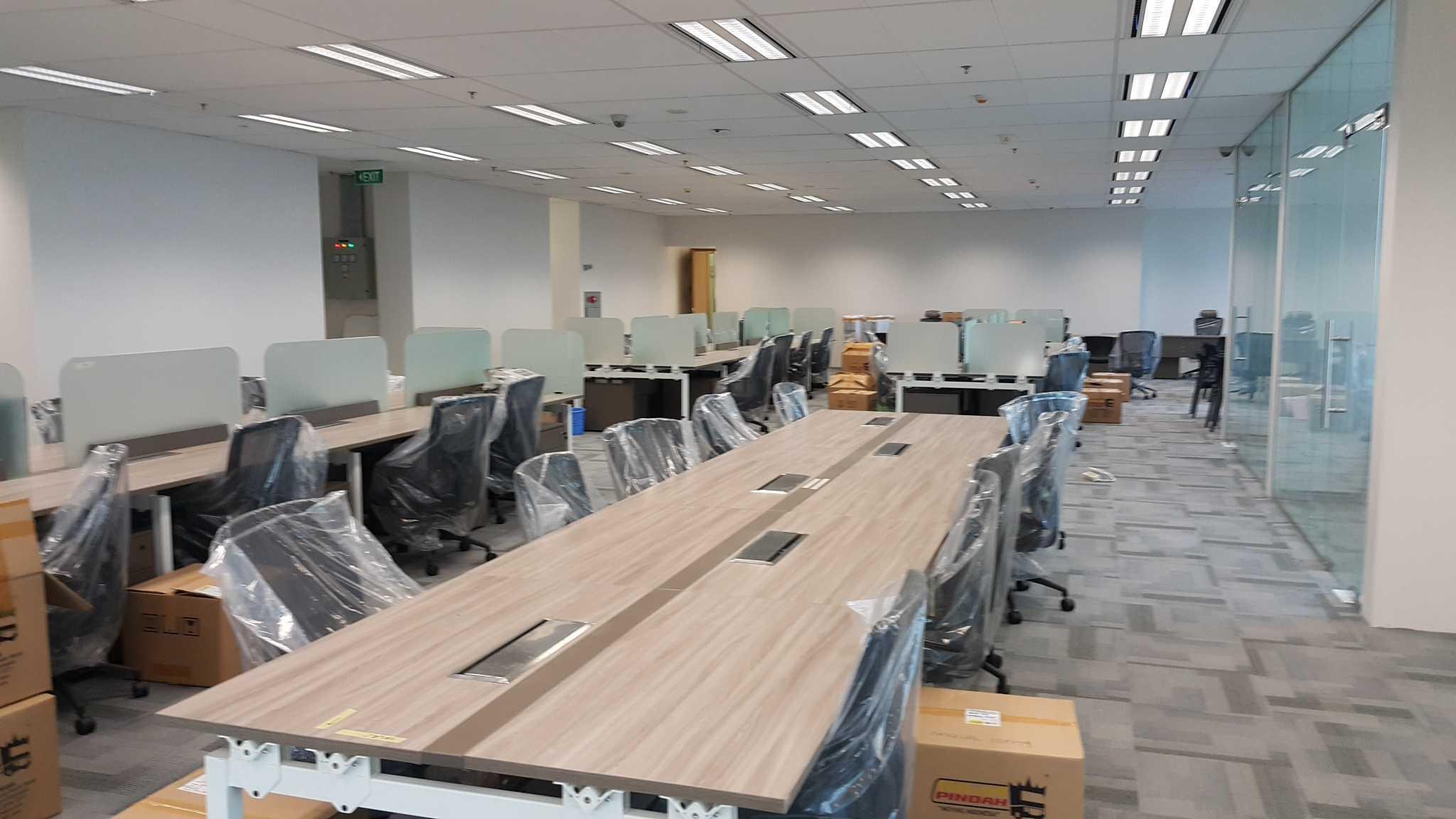 Arsindo Cipta Karya Pt Boral Jayaboard Jakarta Jakarta Working Area Minimalis  26134