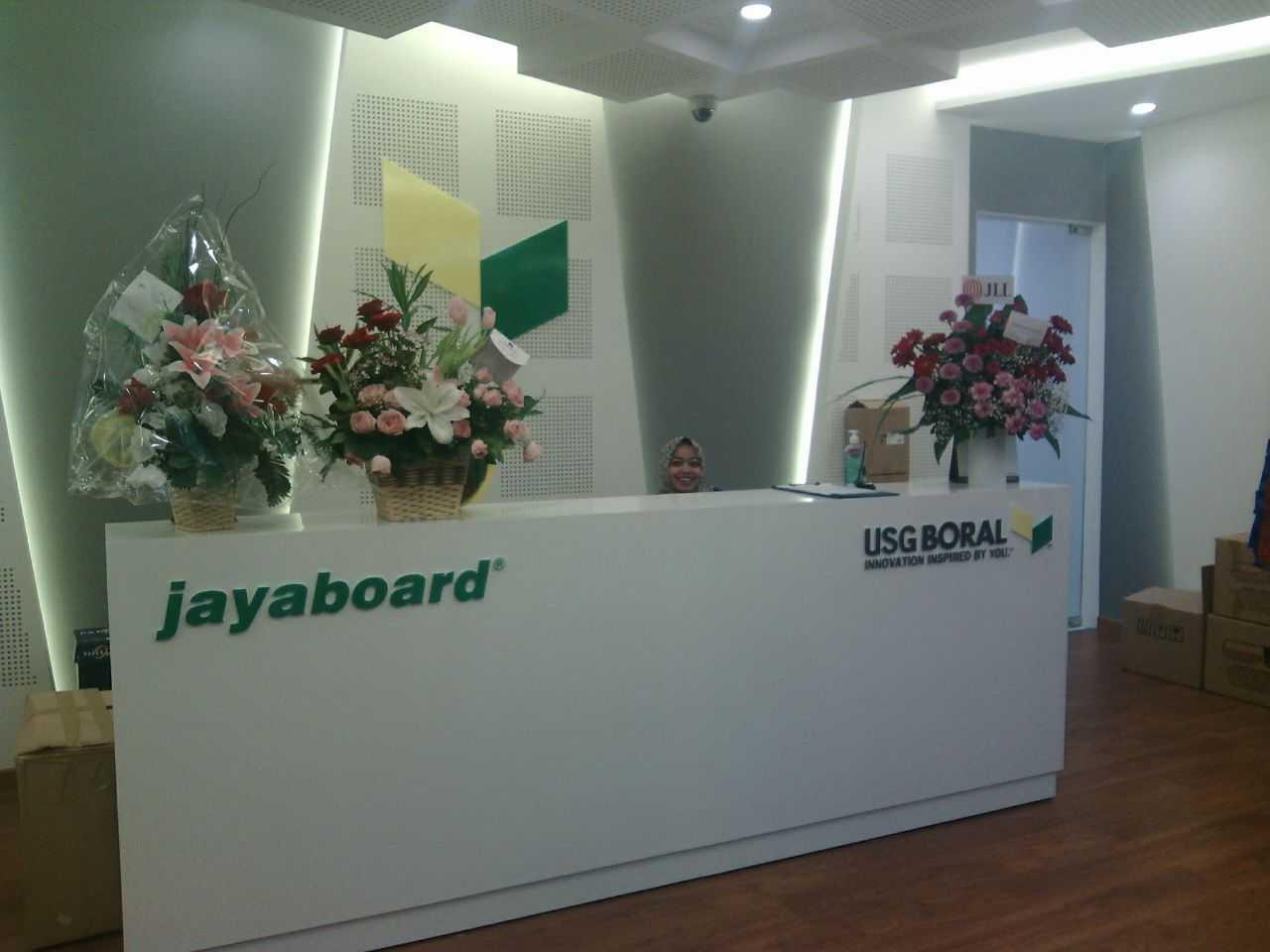 Arsindo Cipta Karya Pt Boral Jayaboard Jakarta Jakarta Reception Area Minimalis  26145