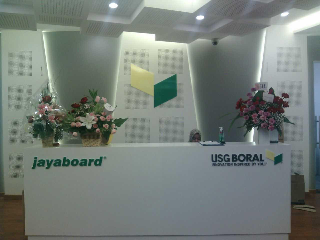 Arsindo Cipta Karya Pt Boral Jayaboard Jakarta Jakarta Reception Area Minimalis  26146