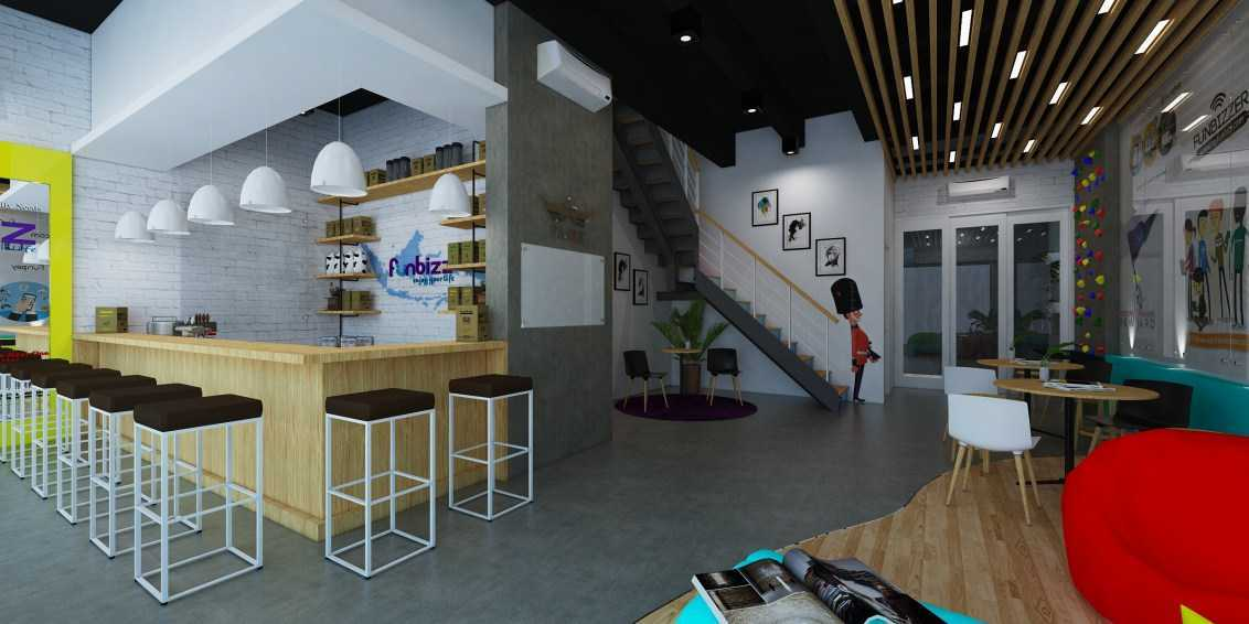 Arsindo Cipta Karya Interior Funbizz Bogor Bogor Funbizz1 Modern  26214