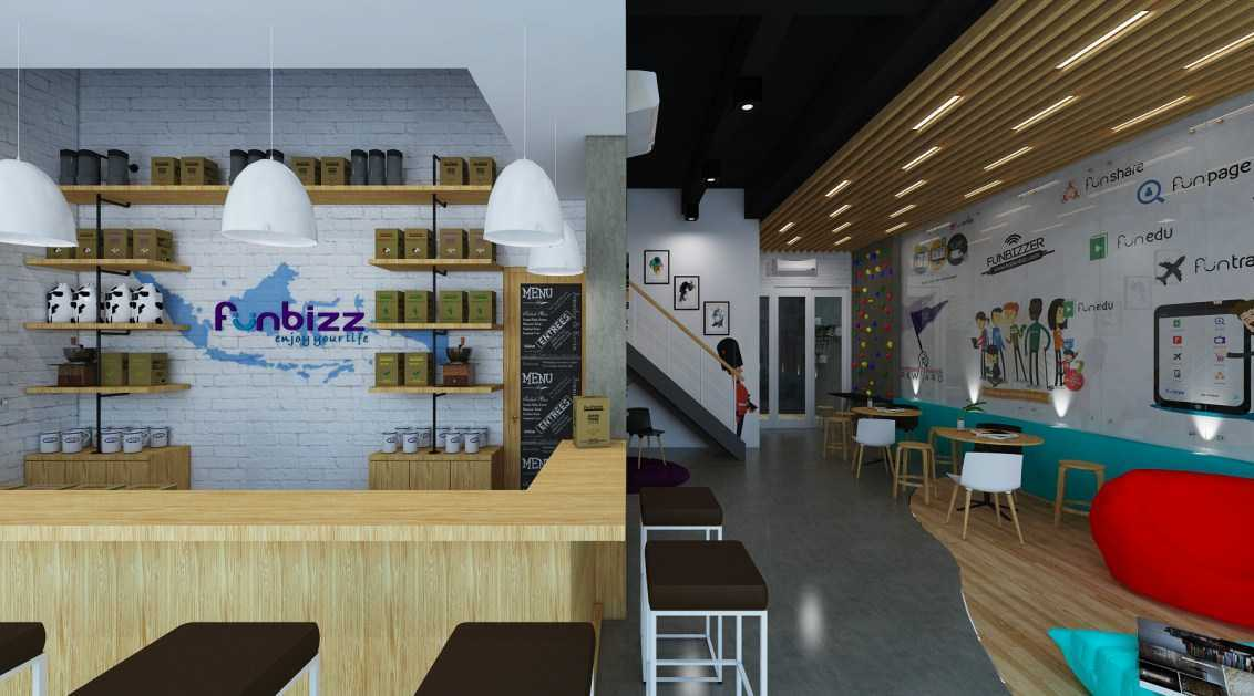 Arsindo Cipta Karya Interior Funbizz Bogor Bogor Funbizz4 Modern  26217