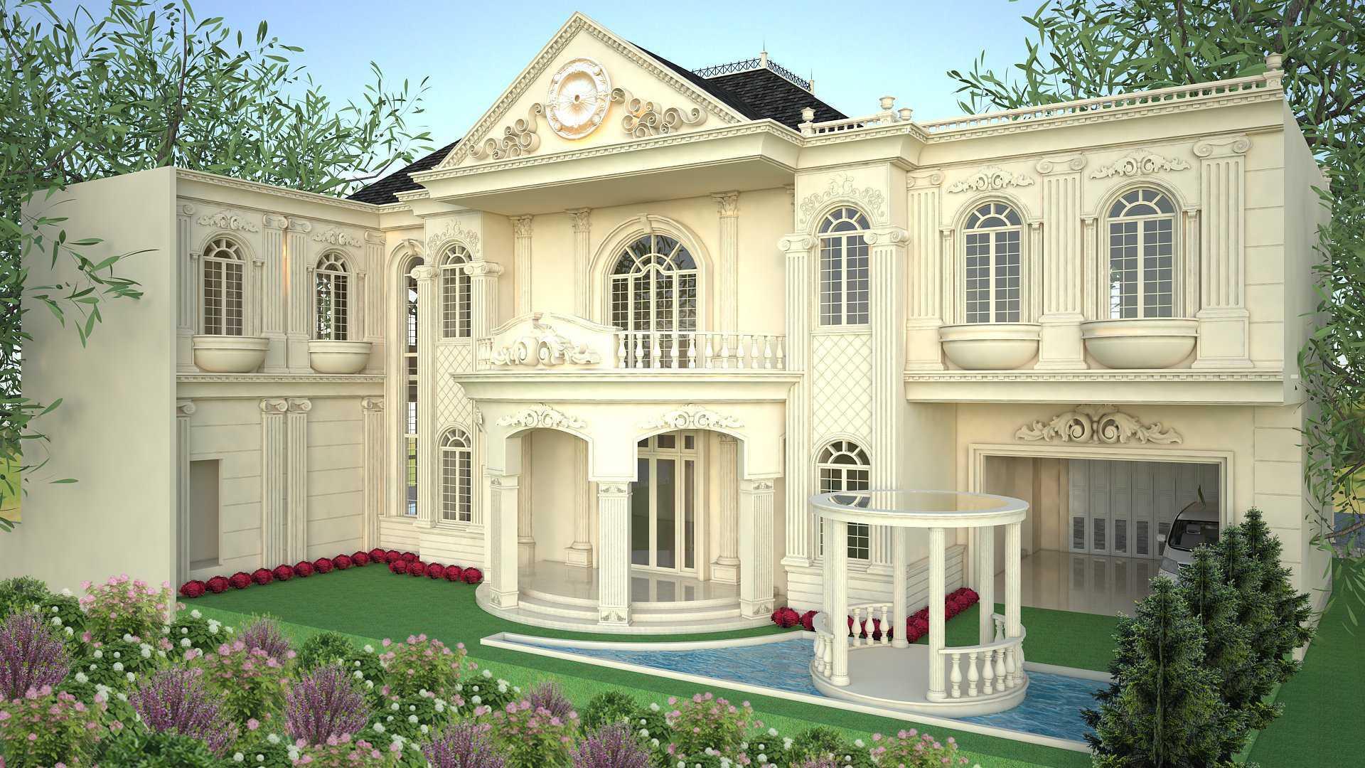 Arsindo Cipta Karya Classic House Project Cimahi Bandung Bandung Bandung 6-Copy Klasik  26833