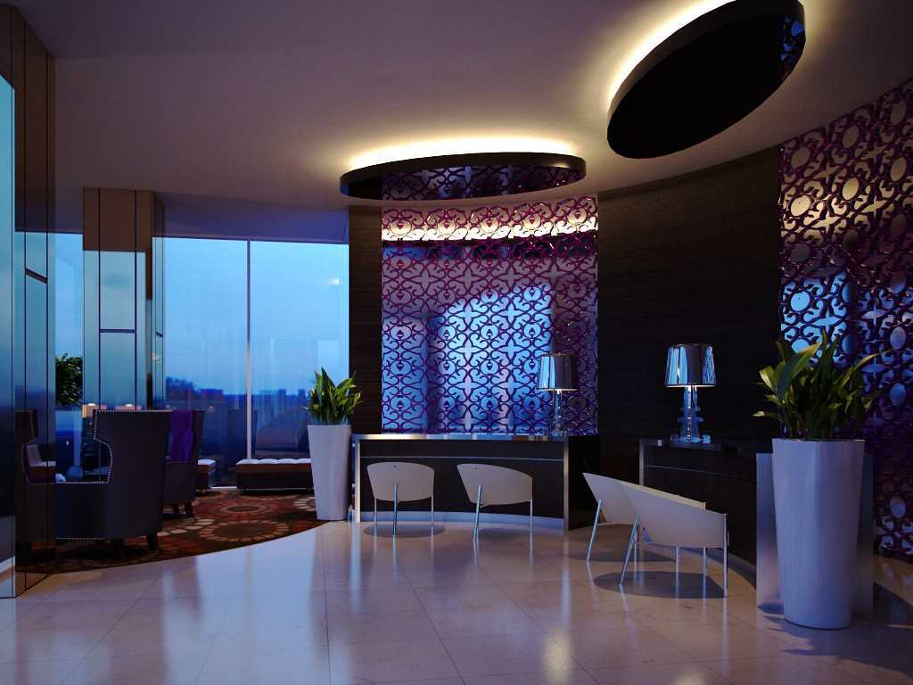 Andrey Yunas Penamas Hotel Renovasi Makasar Makasar Reception Area   14844