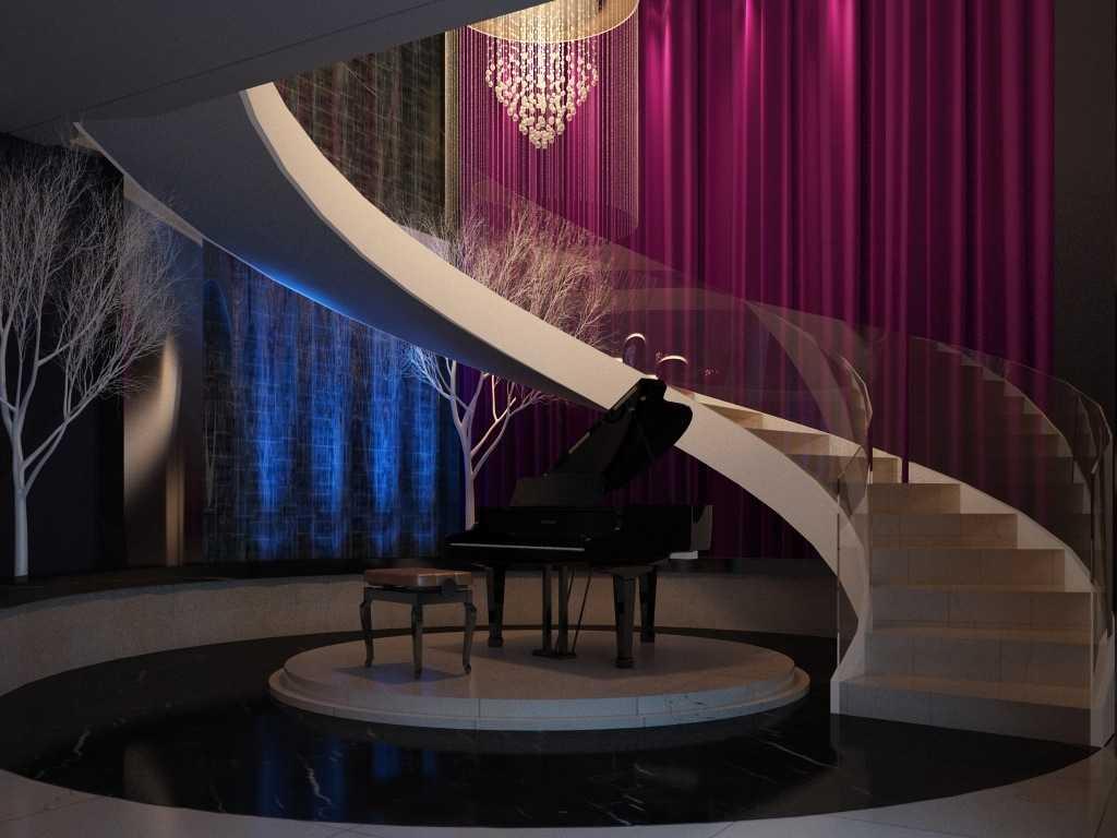 Andrey Yunas Penamas Hotel Renovasi Makasar Makasar Stairs   14847
