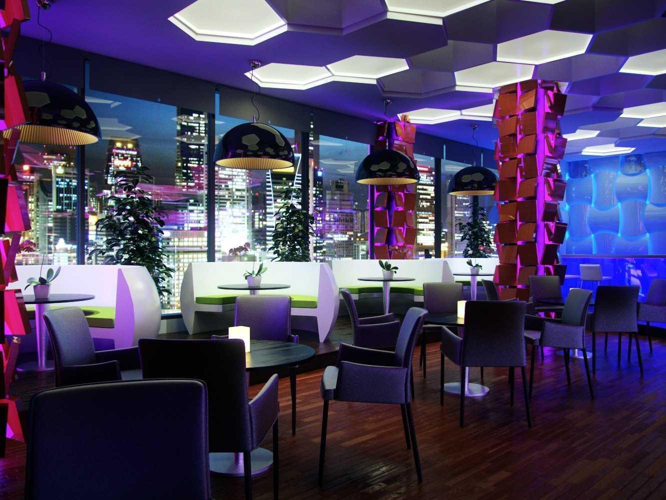 Andrey Yunas Penamas Hotel Renovasi Makasar Makasar Seating Area   14850