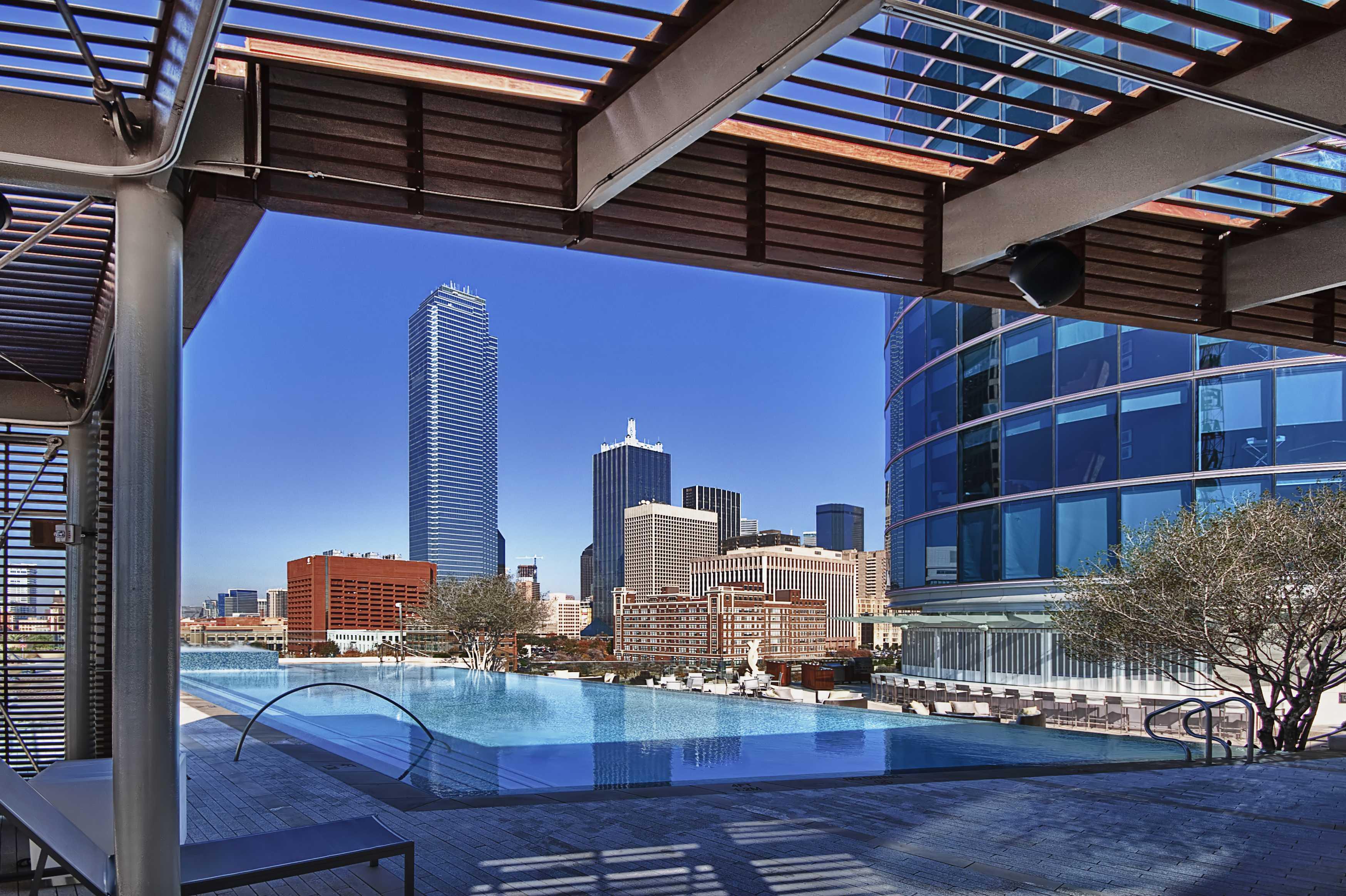 5G Studio Collaborative Omni Dallas Convention Center Hotel Dallas, Texas Dallas, Texas Deck Area   14958