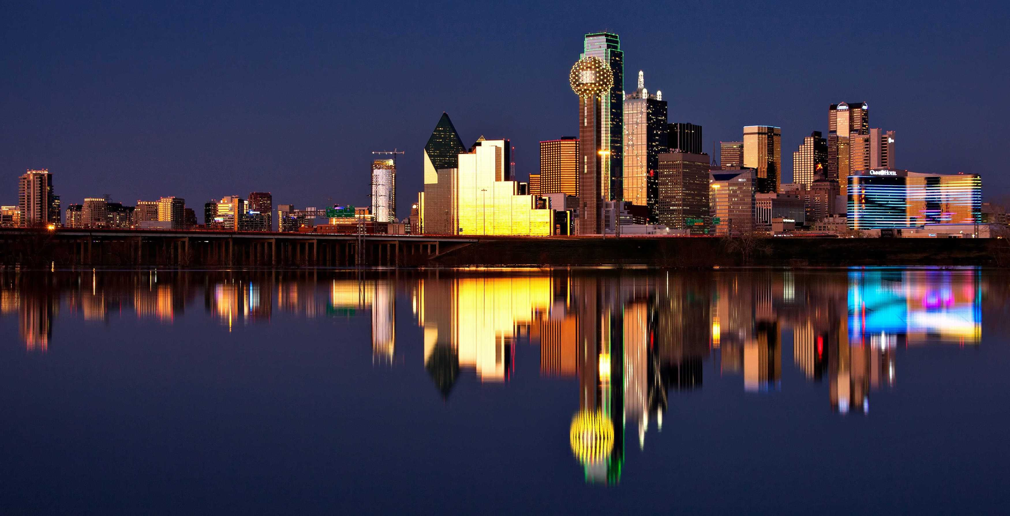 5G Studio Collaborative Omni Dallas Convention Center Hotel Dallas, Texas Dallas, Texas Skyline View   14960
