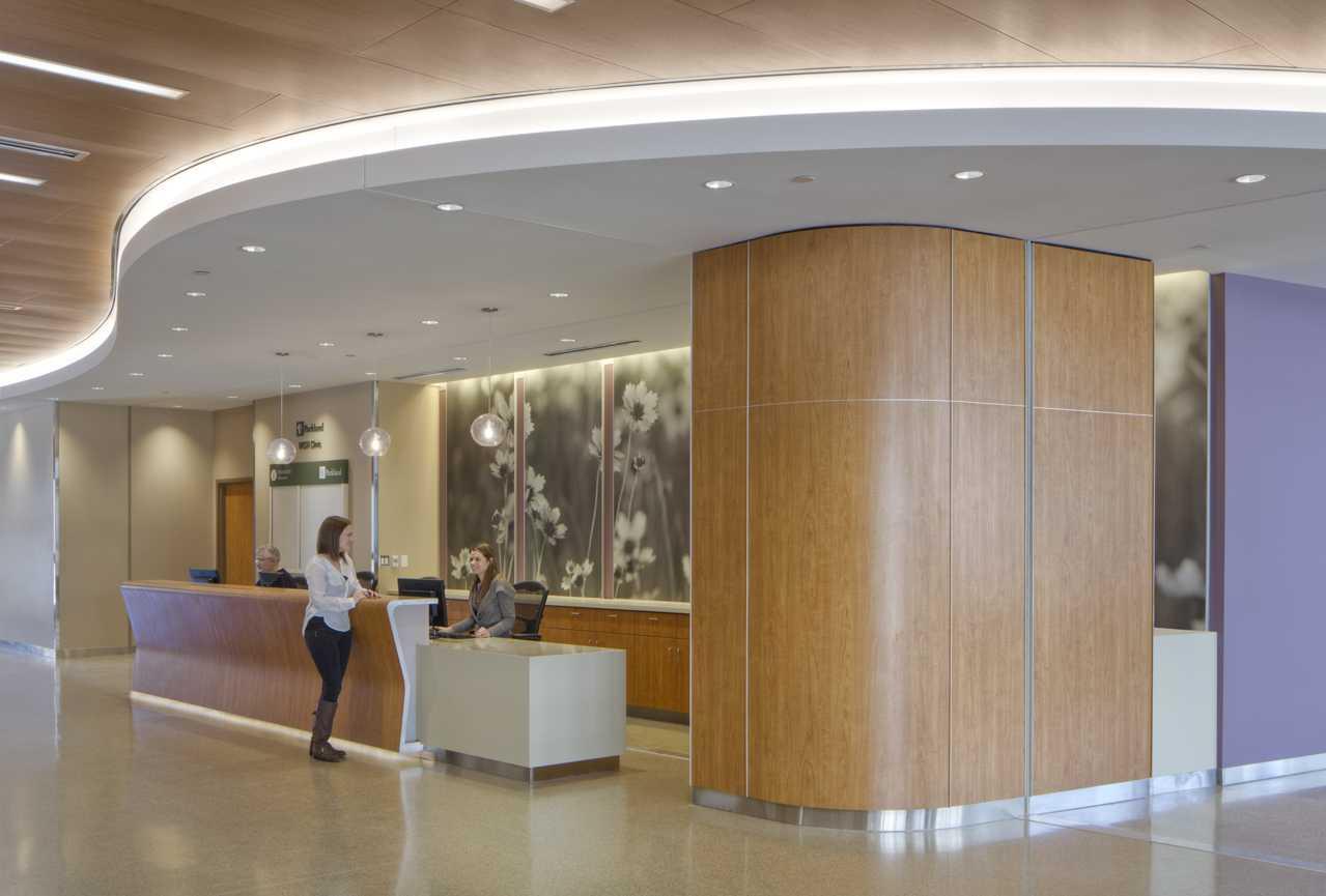 5G Studio Collaborative Parkland Hospital Wish Clinic Dallas, Texas Dallas, Texas Information Desk   22474