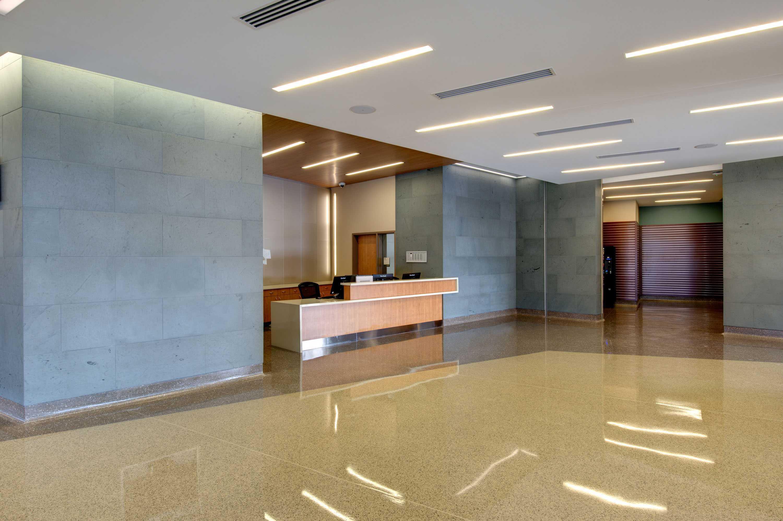 5G Studio Collaborative Ron J. Anderson Md Clinic  Dallas, Texas Dallas, Texas Reception Area   22494