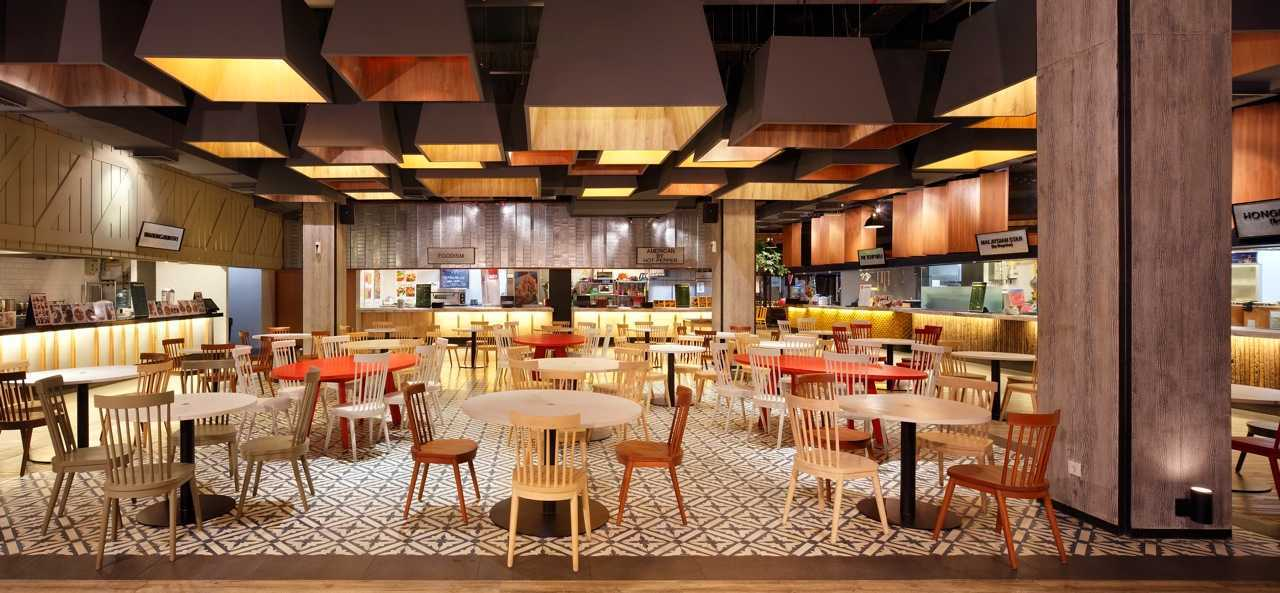 Ma-Ru Urban Kitchen  Plaza Indonesia Plaza Indonesia Seating Area   15334